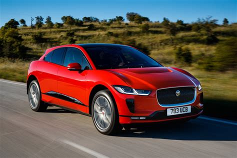 jaguar  pace review jaguars  electric car