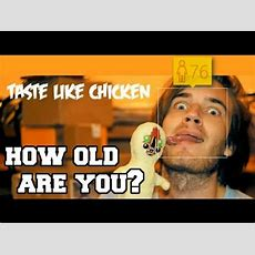 How Old Are You!? (pewdiepie, Jacksepticeye, Thediamondminecart, Markiplier) Youtube