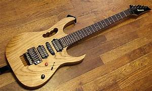 Ibanez Swamp Ash Custom Jem With Rg1570 Neck