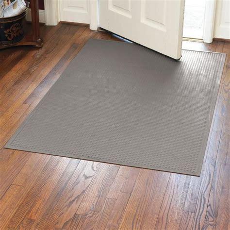 Interior Door Rugs by Low Profile Water Trap Door Mat Interior Design Ideas