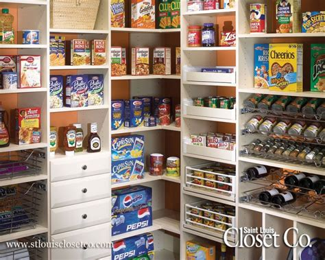 pantries louis closet co