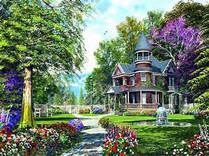Home Garden Hd Pic