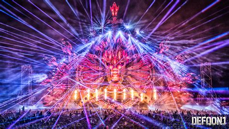 victory   glorious day  defqon australia