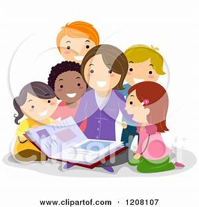 clipart student telling story - Clipground