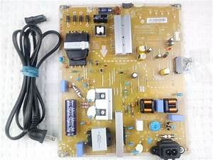 Lg 55uk7700 55 U0026quot  Smart Tv Power Supply Board With Cord