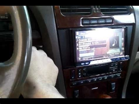 lincoln ls sound system youtube