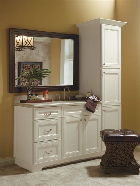 bathroom cabinetry ideas blakely maple pearl bathroom by thomasville cabinetry