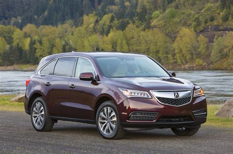 Www Acura Mdx 2014 by 2014 Acura Mdx Reviews And Rating Motor Trend