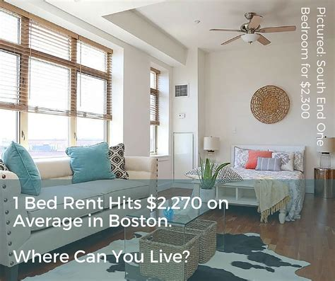 average one bedroom apartment rent average rent for one bedroom apartment in boston 28