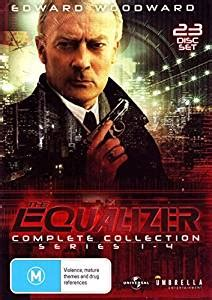 amazoncom  equalizer complete collection series