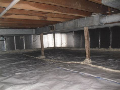 Spray Foam Insulation Crawl Space Dirt Floor by Dr Energy Saver By Leafguard Ne Wi Spray Foam