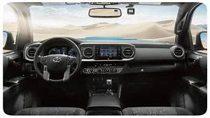 Which Features Come Standard On The 2016 Toyota Tacoma Trd Sport   U00ab Serra Toyota