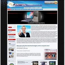 The New Ameritechnologies Online Computer Store And Repair