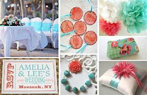 Theme mexico theme quotgrey black white a little redquot for Coral and turquoise wedding ideas