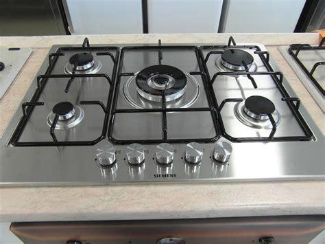 piani cottura professionali da incasso 143 fornelli a gas da incasso piani cottura siemens 5