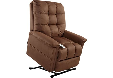 Gatlinburg Rust Lift Chair Recliner  Recliners (red