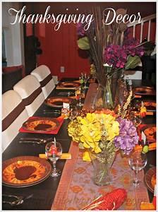 Easy, Thanksgiving, Table, Decor, Idea