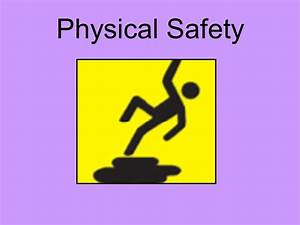 Physical Safety Symbol