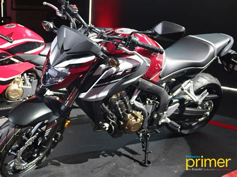 honda philippines launches big bike collection