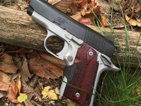 tfb review kimber micro  pistol  firearm blog