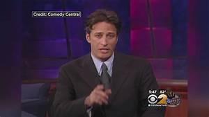 Jon Stewart Says Goodbye - YouTube