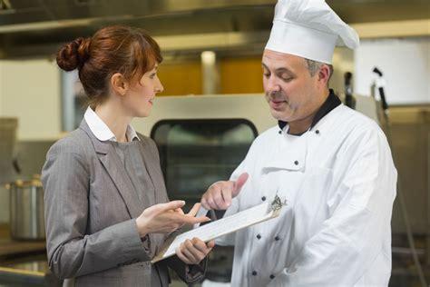 organigramme cuisine collective 10 métiers phares de l hôtellerie restauration maformation