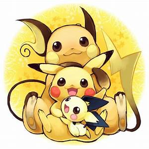 25+ best ideas about Pichu pikachu raichu on Pinterest ...