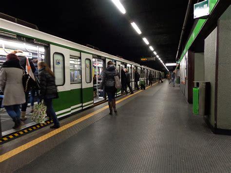 Metropolitana Porta Garibaldi by Romolo Metropolitana Di