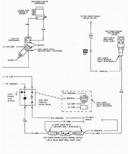 I Need To Review The Ac Wiring Diagram For A Chrysler New Yorker 1984  The Ac Clucth Is Not
