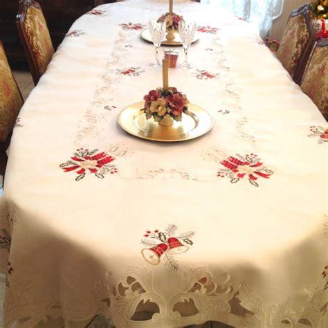 nappe de cuisine rectangulaire nappe ovale noel table de cuisine