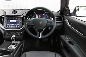 Maserati Ghibli interior | Autocar