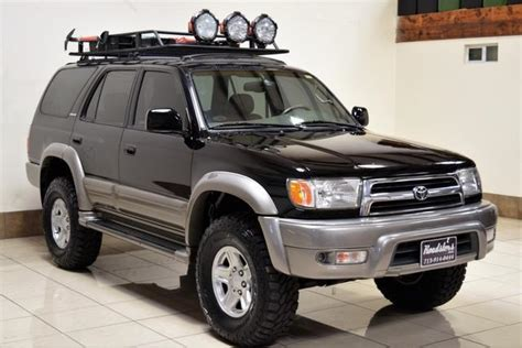 jthnrxy toyota runner limited lifted awd