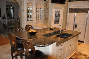 kitchen granite island completed projects custom interiors