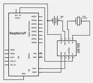 python exemplary With ds1307 datasheet