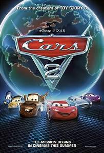 Film Cars 2 : disney pixar cars 2 new trailer debuts on entertainment tonight new characters take five a day ~ Medecine-chirurgie-esthetiques.com Avis de Voitures