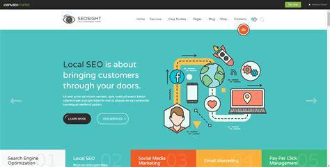 Seo Digital Marketing Agency by 15 Best Seo Digital Marketing Agency Themes 2017