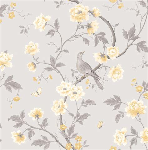 colours dorthea soft grey floral mica effect wallpaper