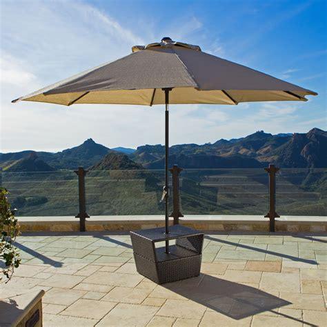 umbrella side table base lounger side table with umbrella base contemporary