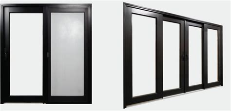 patio doors aluminum clad windows doors