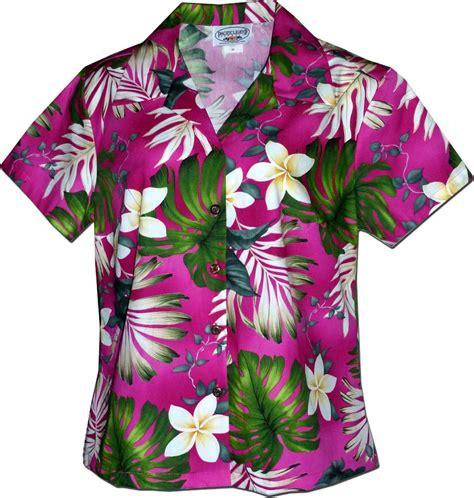womens hawaiian shirts blouses hawaiian blouses silk pintuck blouse