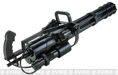 classic army vulcan   gatling airsoft minigun