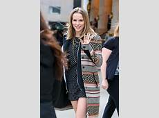 BRIDGIT MENDLER Out and About in New York HawtCelebs