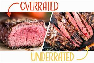 Most Overrated And Underrated Cuts Of Beef  Best