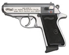 walther design walther knows pocket pistols