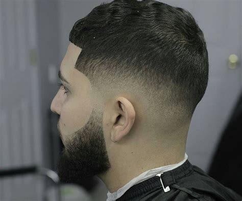 Fade Hairstyles With Beard, Low Fade Haircut With Beard