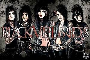 Black Veil Brides Set The World On Fire Poster - Offical ...