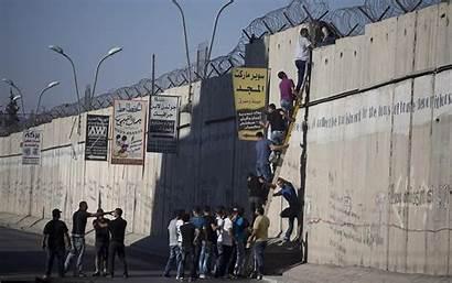 Wall Israel Israeli Barrier Al Separation Palestinian