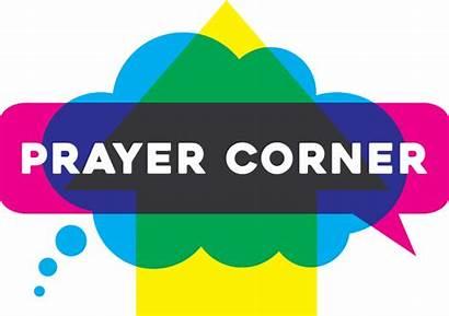 Prayer Corner Blessed Receive Give Than Spiritual