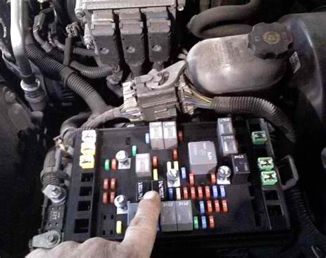 2007 Yari Engine Diagram by Headlights No Low Beam But High Beam Works Checked The