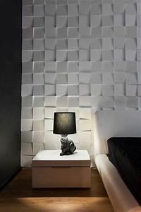 Adhesif Mural En Relief : le panneau mural 3d un luxe facile avoir ~ Premium-room.com Idées de Décoration